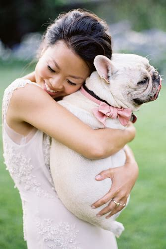 Instan Laila By Amalia adorable ways to include your pup at your wedding
