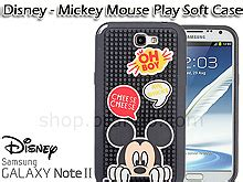 Headset Mickey Mouse By M A C samsung galaxy note ii gt n7100 disney mickey mouse play