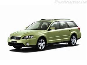 Subaru Outback 3 0 R Subaru Outback 3 0r High Resolution Image 1 Of 6