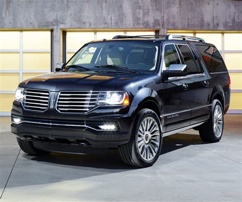 2017 Lincoln Navigator Price Release Date Review