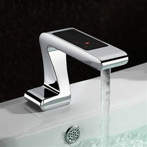 Robinet Lavabo Infrarouge by Robinet Infrarouge Id Es Cr Atives Pour La Salle De Bain