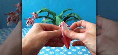 Festive Origami - how to fold a festive origami cactus 171 origami