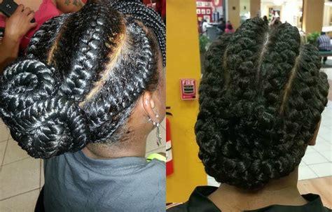 big goddess braids in bun amazing african goddess braids hairstyles hairdrome com