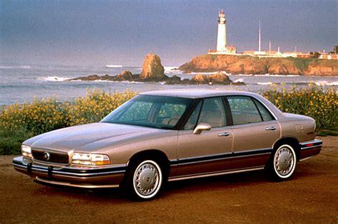 buick la saber 1992 99 buick lesabre consumer guide auto
