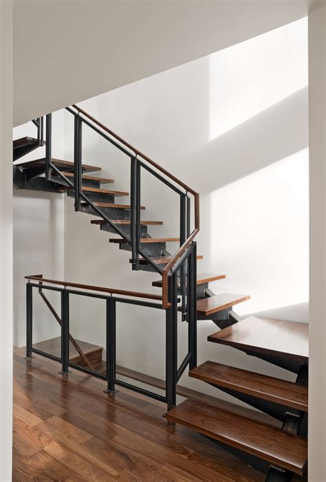 modern stairs modern wooden stairs interior ideas