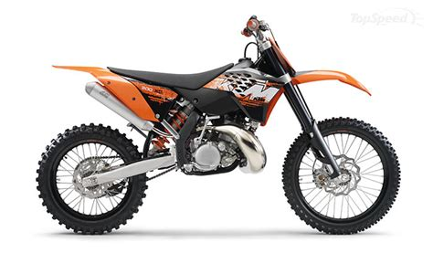 2008 Ktm 200 Xc 2008 Ktm 200 Xc And Xc W Picture 230641 Motorcycle