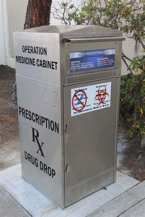 Operation Medicine Cabinet by Operation Medicine Cabinet Collects More Than 9k Pounds Of