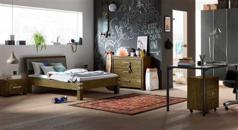 möbel schlafzimmer komplett echtholz jugendzimmer im angesagten industrial look felipe