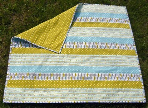 Sew Easy Baby Quilt by Sew To The Sea A Baby Quilt Using