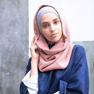 Pakaian Wanita Aksesoris Jilbab Instan Hoodie Tasya scarf instant rajut 1 jilbab instan kerudung hoodie pashmina shalwa khimar non pet