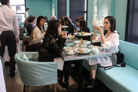 blue cafe nyc new york jewelry store opens breakfast at s cafe toronto