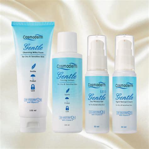 Krim Muka L Oreal l o v e produk penjagaan muka untuk yang berkulit kering