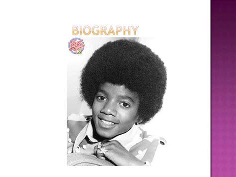 michael jackson biography presentation revised michael jackson presentation