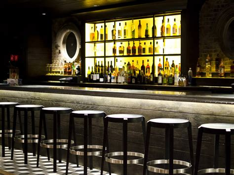 Zinc bar top   Brass Union restaurant, Somerville   MA