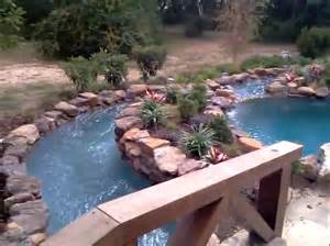 triyae build backyard lazy river various design