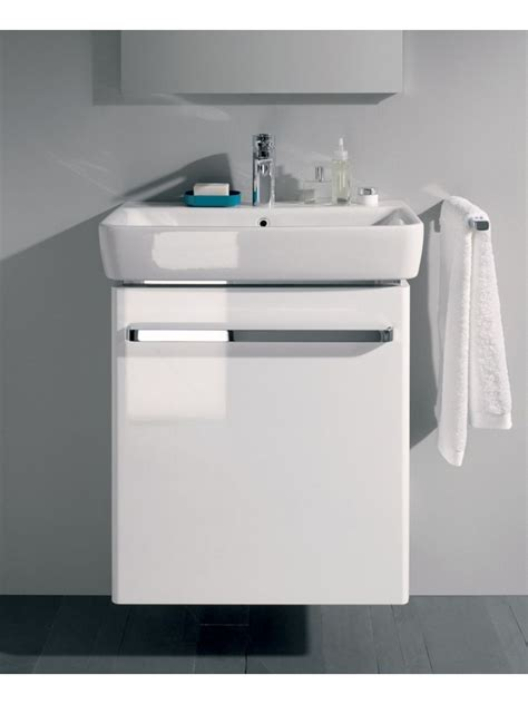 Slimline Wall Hung Vanity Unit by E200 600 White Vanity Unit Wall Hung