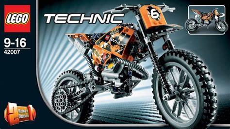 lego technic instructions   moto cross bike