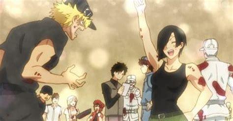 episode  cells  work anime news network