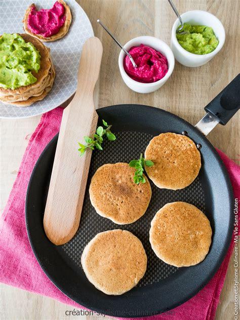 cuisiner sans gluten blinis vegan et sans gluten