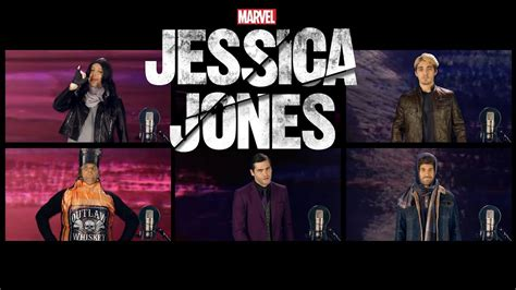 theme music jessica jones jessica jones theme song acapella youtube