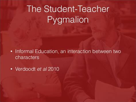 theme of education in pygmalion educating rita