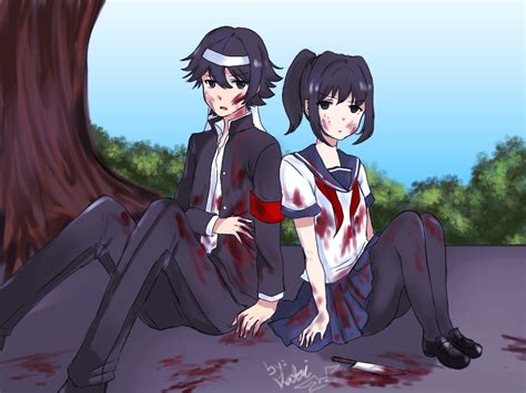 yandere budo simulator x just fight budo x ayano yandere simulator by