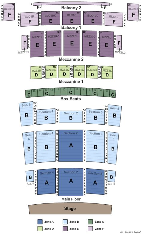 detroit opera house seating map detroit opera house tickets ticketstub 174 your site