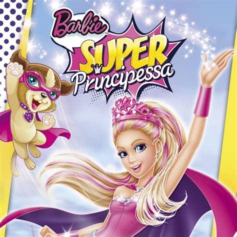 film barbie super principessa barbie princess power cover 168200 cinetivu