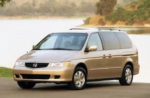 Honda Oddysey 2003 2003 Honda Odyssey Photo Gallery Autoblog