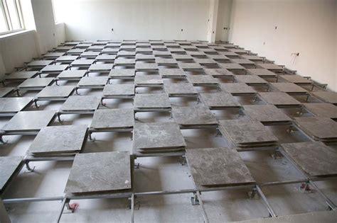 Raised Flooring by Newsroom Raised Flooring Installed Building Wallis