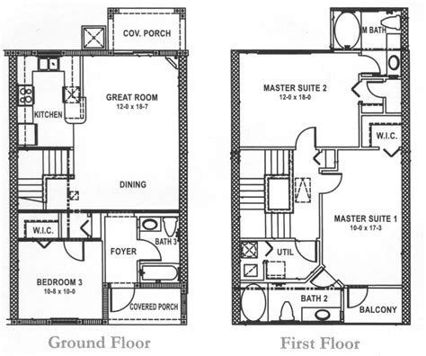 villas at regal palms floor plans floorplan of the 3 bedroom home at regal palms