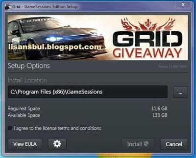 full version software giveaway gamesessions giveaway game grid full free lisans bul