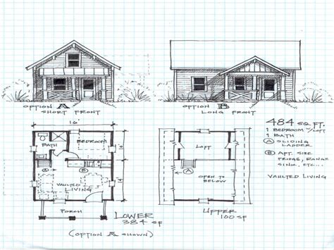 Cabin Plans by Cabin Floor Plans With Loft Legacy Collection Of Floor