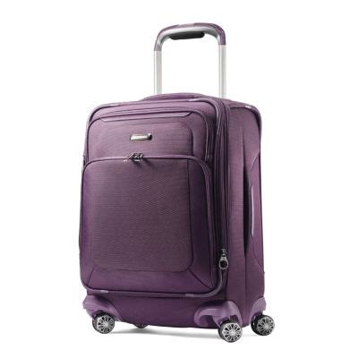 Samsonite Hyperspin 2 21 Upright by Samsonite Profile Plus 25 Inch Spinner Luggage Jcpenney