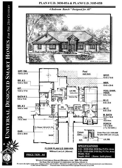 universal house design universal house plans 28 images 3 bedroom wheelchair accessible house plans