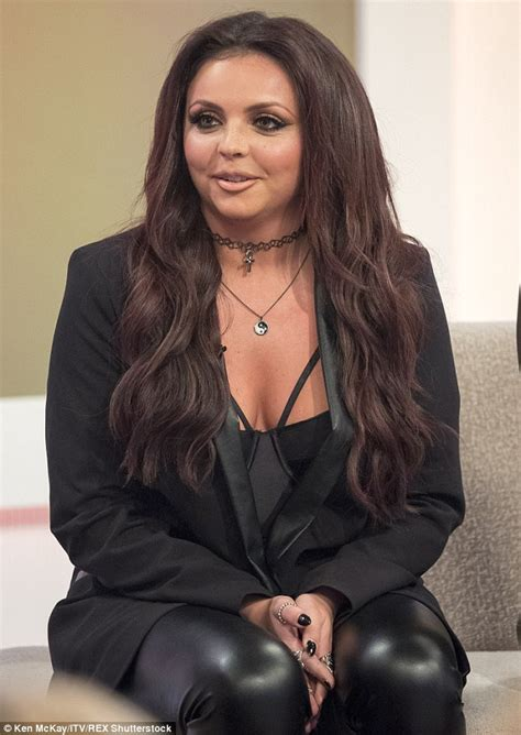 little mix s jesy nelson explains why she was crying at