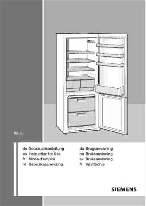 schrank für staubsauger siemens kg 31 v 422k 195 188 hlschrank bedienungsanleitung im