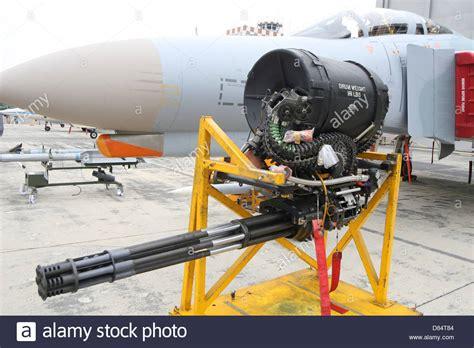 m 61 vulcan a m61 vulcan rotary cannon of the f 4 phantom manching
