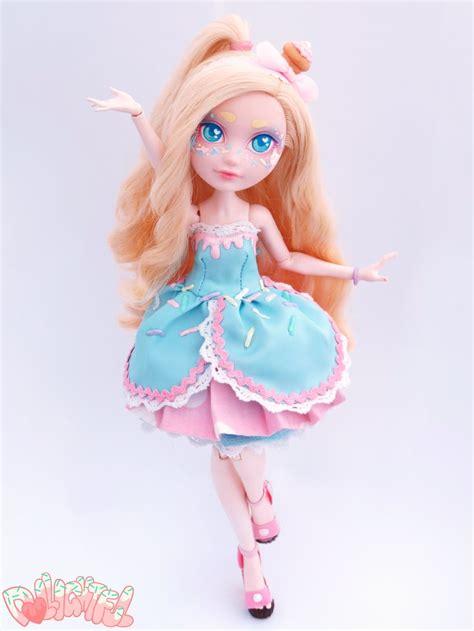 doll ooak cupcake after high custom repaint ooak doll by