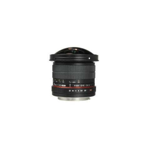 Samyang 8mm F3 5 For Canon samyang 8mm f3 5 cs fisheye ii for canon nz prices priceme