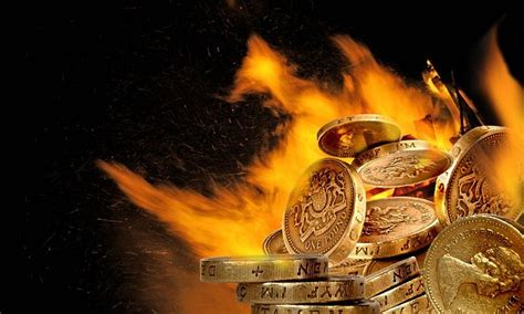 new year money burning savers warned to how much money they pile into new
