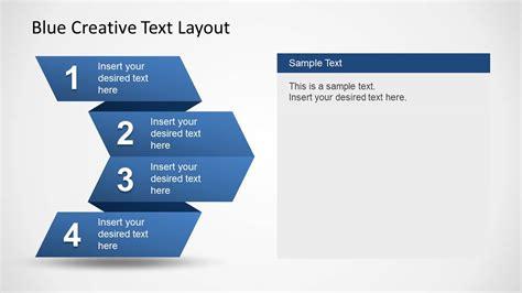 powerpoint layout text 6348 02 blue creative text layout 3 slidemodel