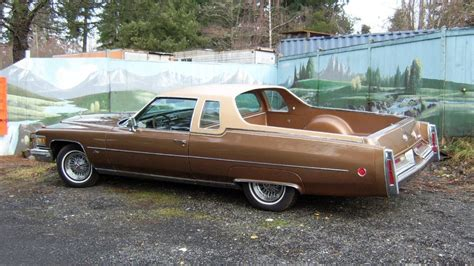 Barn Homes For Sale caddy truck 1976 cadillac deville mirage