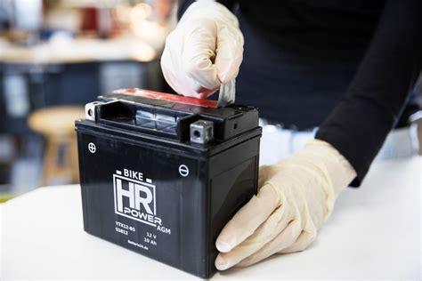 Motorradbatterie Bef Llen by Batterie Bef 252 Llen