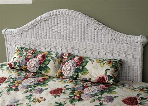 wicker headboard queen victorian queen wicker headboard wicker paradise
