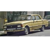 Ford Falcon Argentina Late Model Yellowjpg