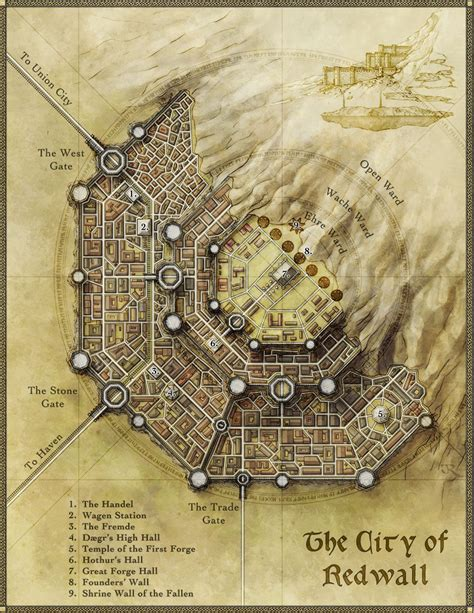 rpg archives fantastic maps