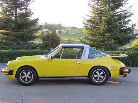 used porsche 911 california sell used 1977 porsche 911 911s targa in midway city