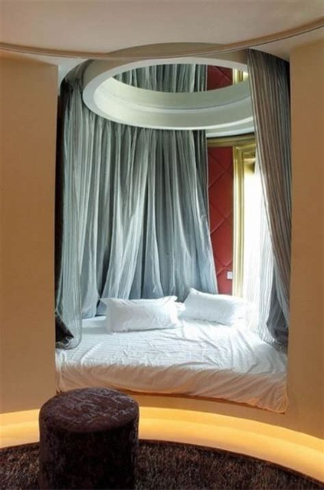 nook curtains 17 best ideas about curtain over bed on pinterest
