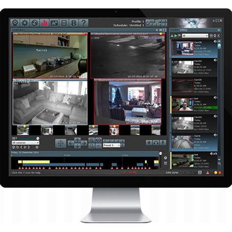 ip recording software blueiris blue iris professional ip recording software